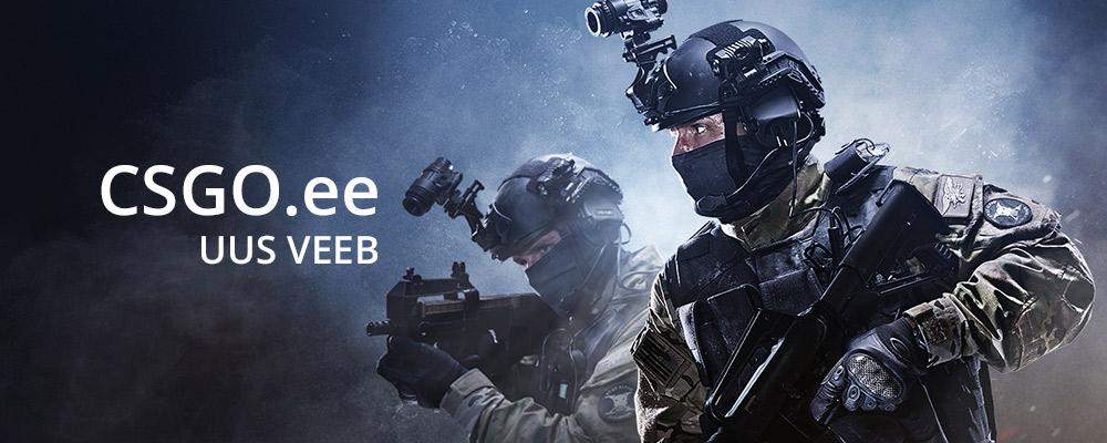 Tere tulemast Eesti CS:GO uuendatud veebi